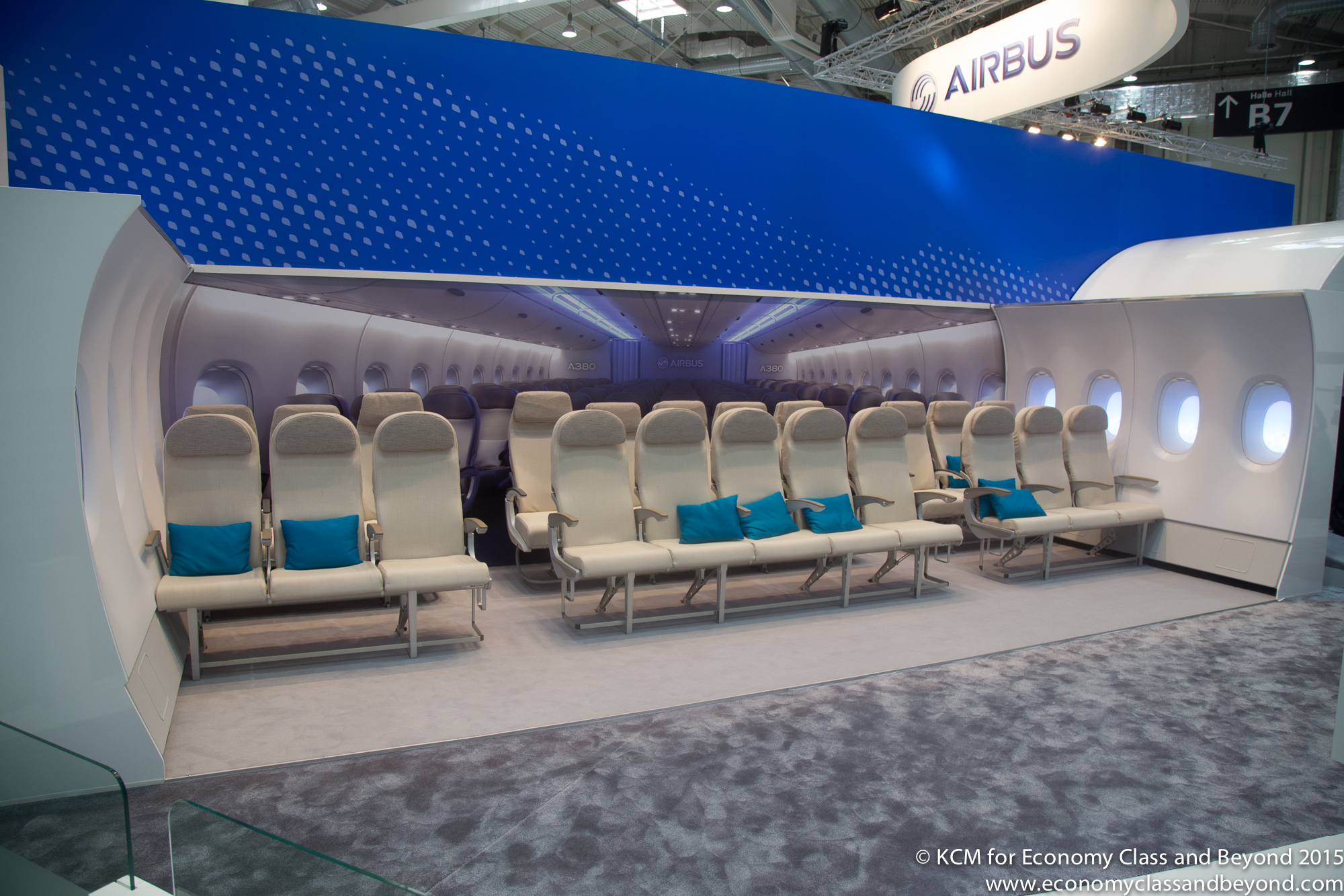 Interieur Airbus A380 The 11 Across Airbus A380 Seating Is It That Bad