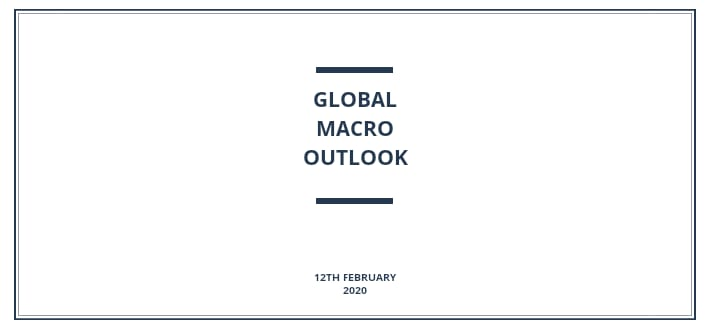 Macroeconomic Outlook – February 12