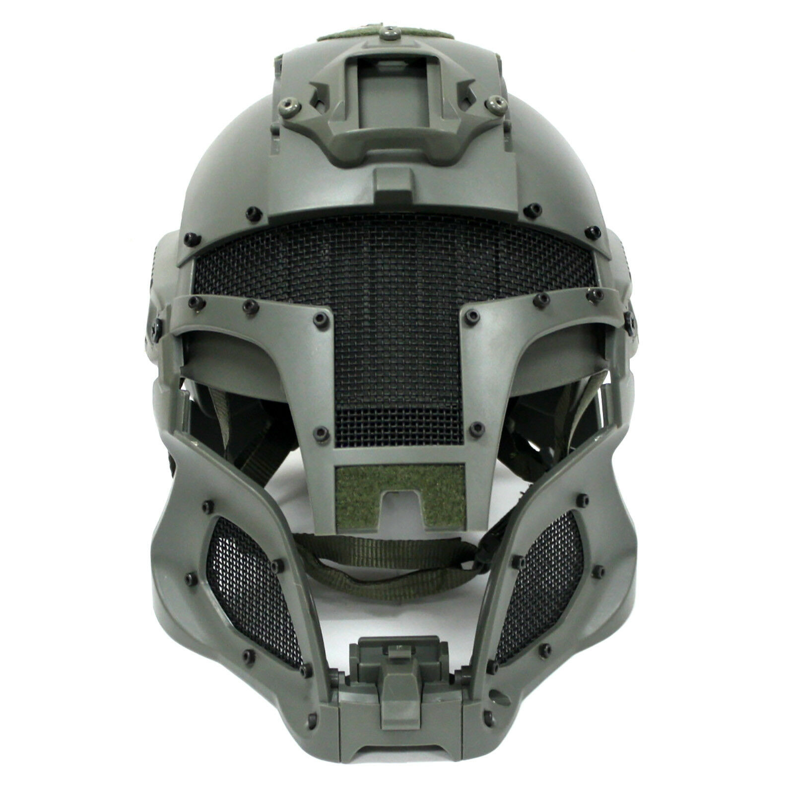 Full Frame Half Frame Tactical Interstellar Space Battle Trooper Full Face