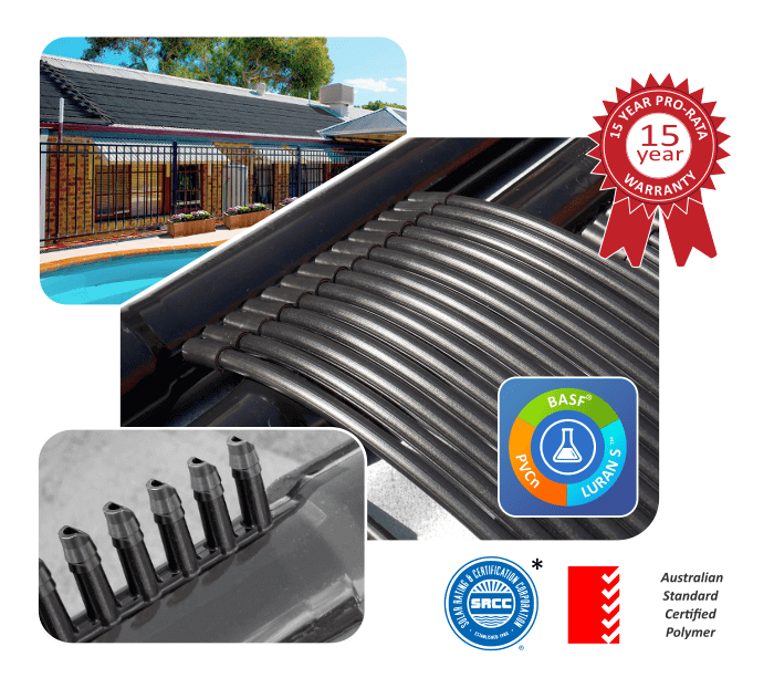 Poolmasterpro Solar Pool Heater Heating Mat Strip
