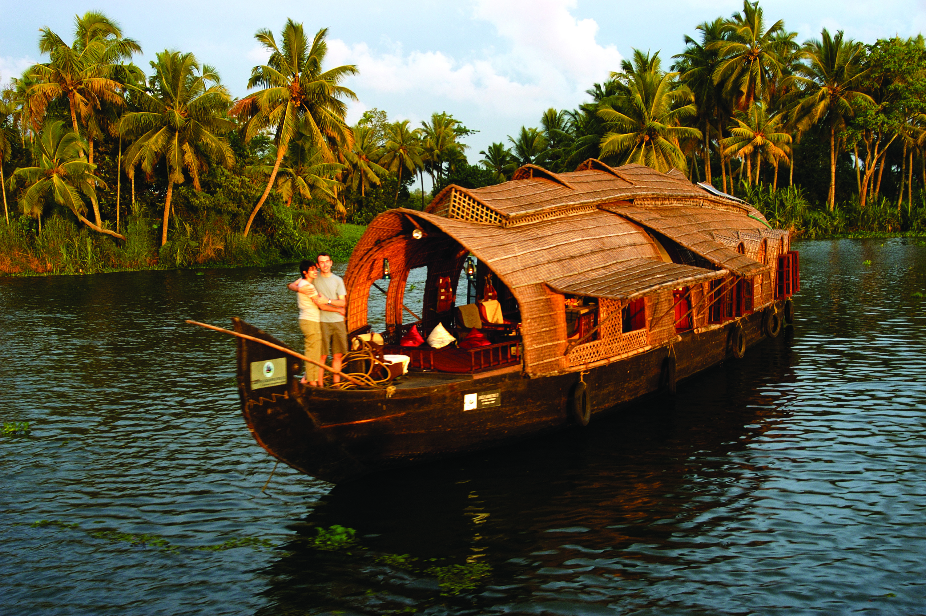 Indian Culture Wallpaper Hd Kerala Backwaters Chai And Inner Peace In God S Own
