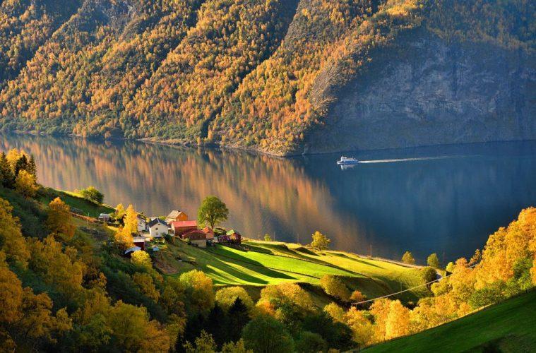 Norway Travel Top 9 Norwegian Fjords in Unforgettable Photos - fjord