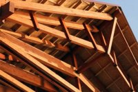 Exposed Trusses & Ceilings | Decorative & Architectural ...