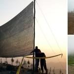 Die Nebelfänger von Lima: Wasser für Lima City