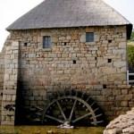 Gezeitenmühlen - Kraftwerke der Vergangenheit