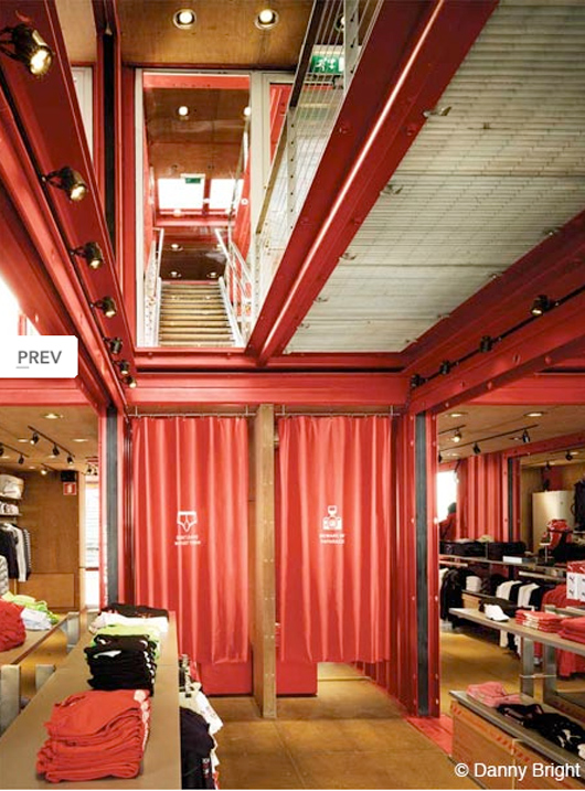 Casa Container Puma City By Lot-ek | Ecosistema Urbano