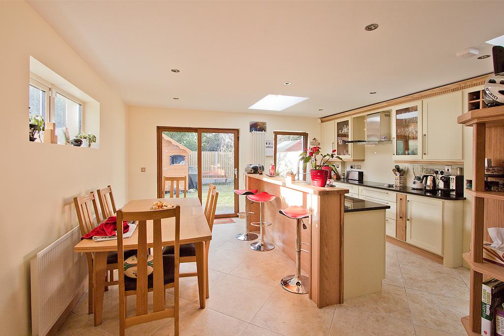 Kitchen Extension Interior Ideas