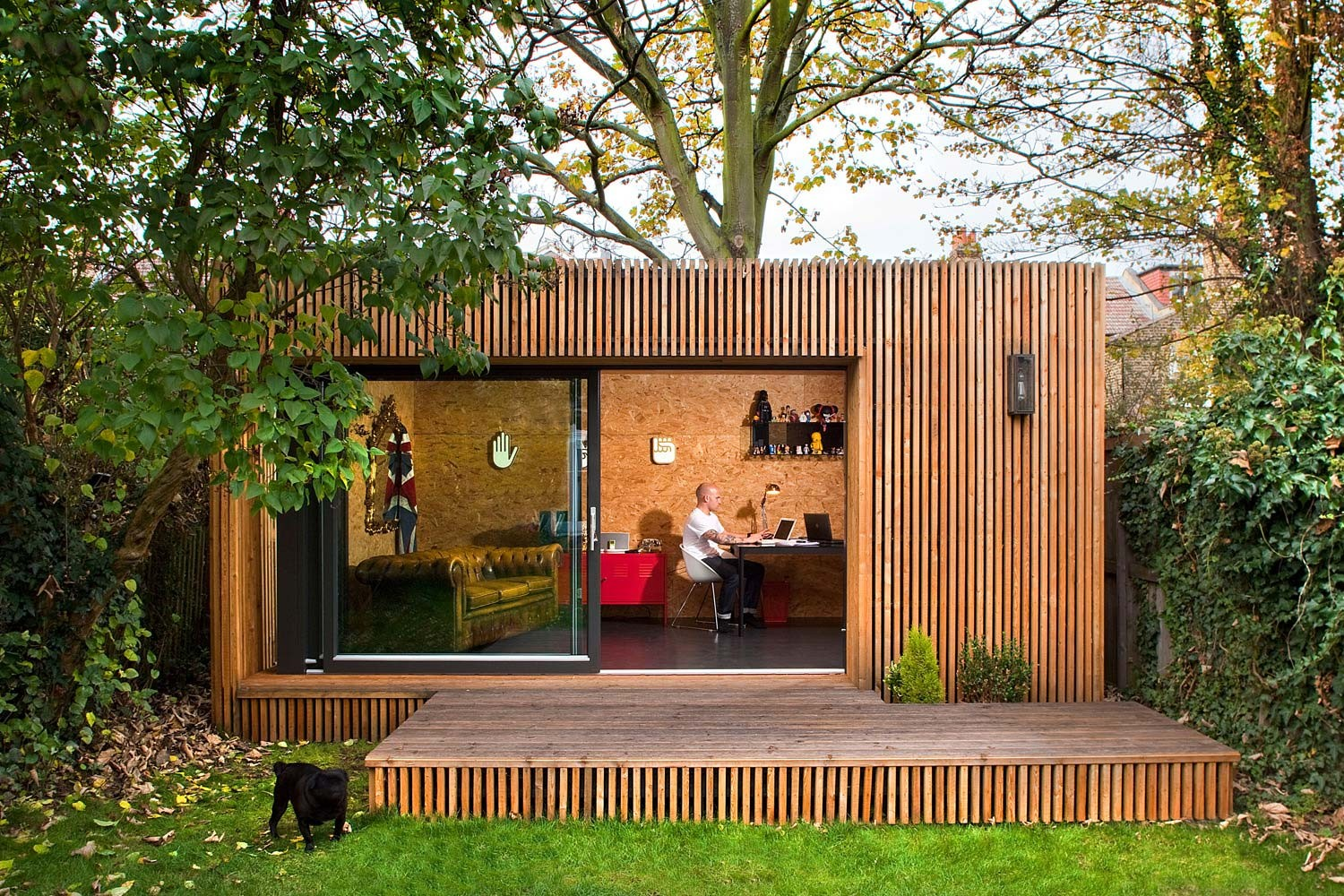 Modulhaus Design Ecospace Architecture Naturally