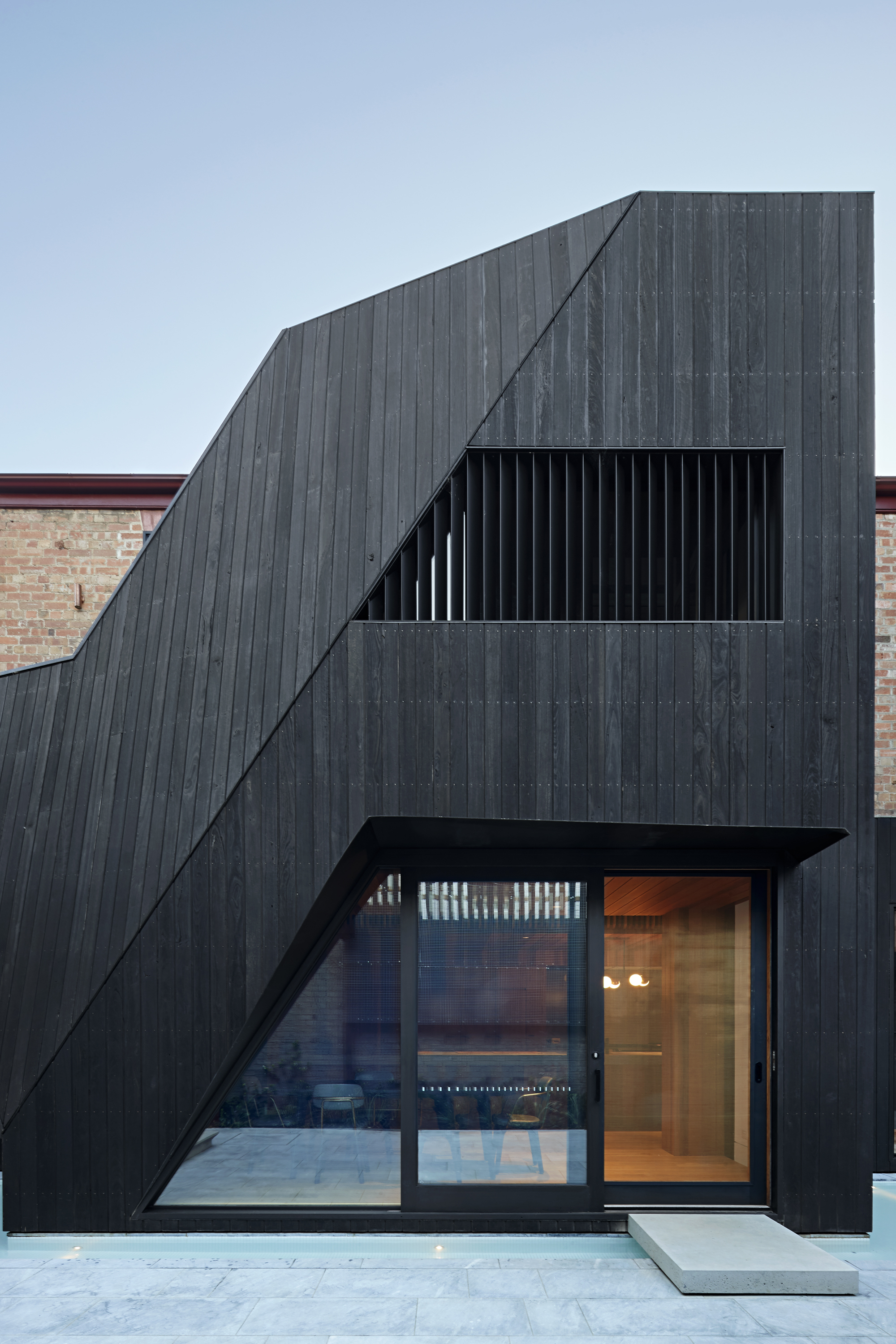 Black Freiday External Charred Timber Cladding - Timber Wall Cladding