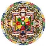 Mandala tibetain