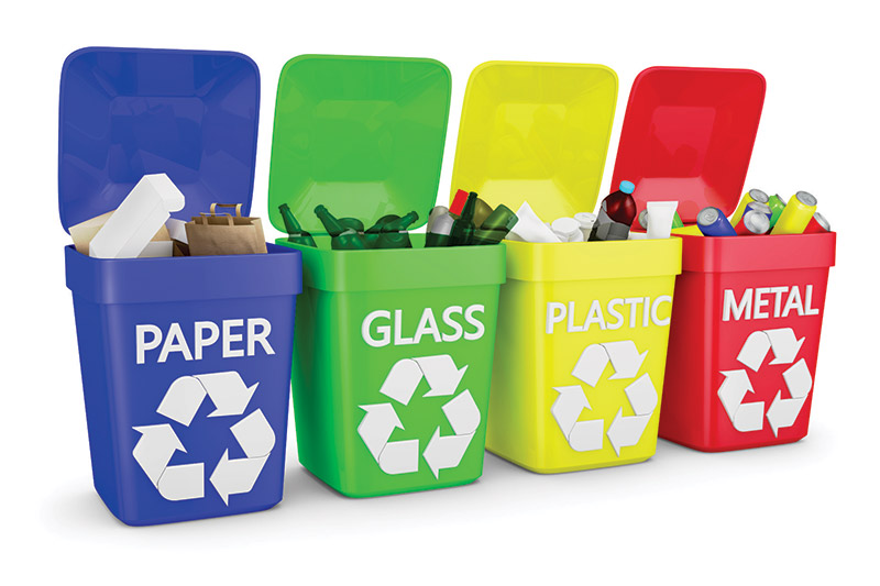 Ways To Improve Your Recycling Eco World