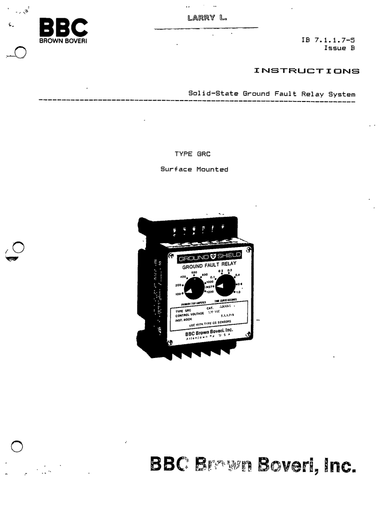 solid state relay protection