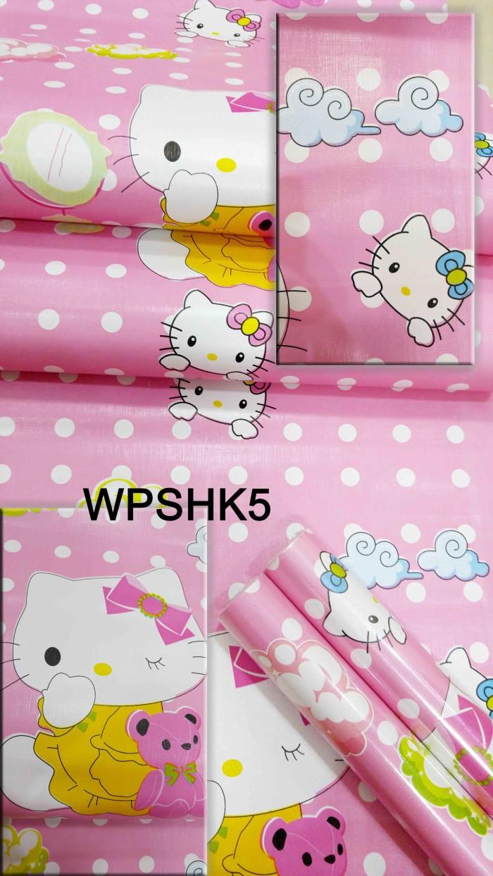 Jual Wallpaper Dinding Hello Kitty Wallpaper Hello Kitty Android