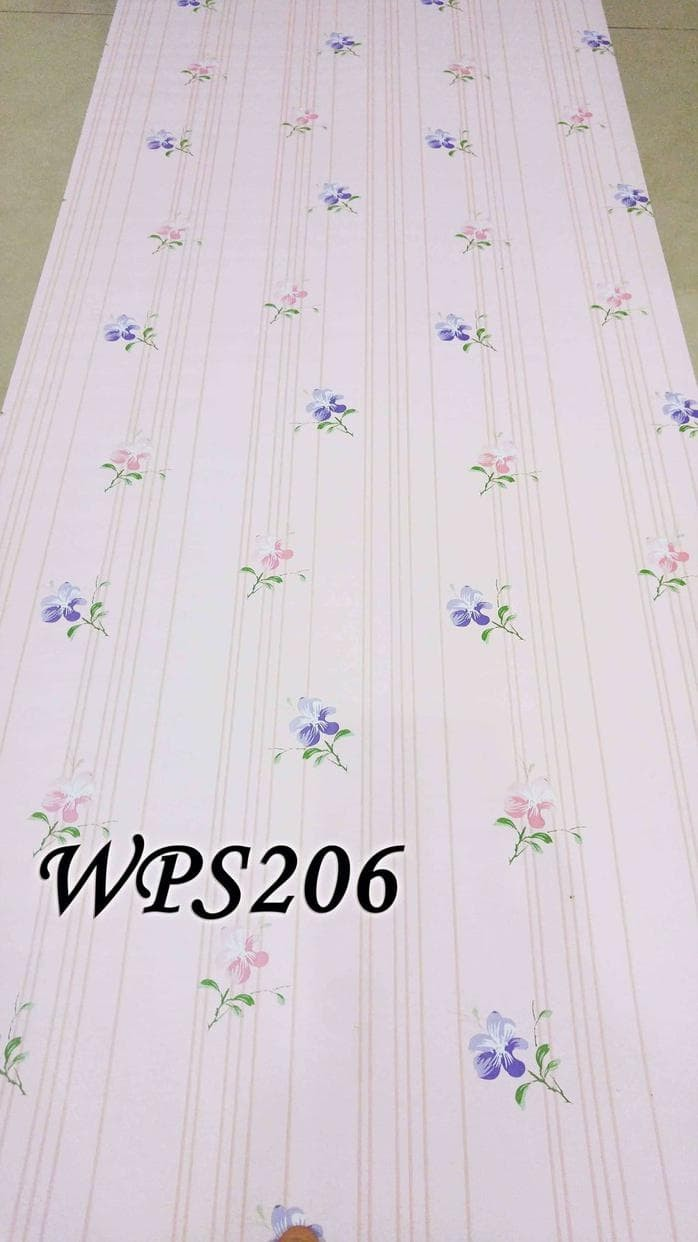 Rumus Meter Persegi Jual Ready Stock Wallpaper Sticker Soft Pink List Flower Walpaper Stiker Astridrain Tokopedia