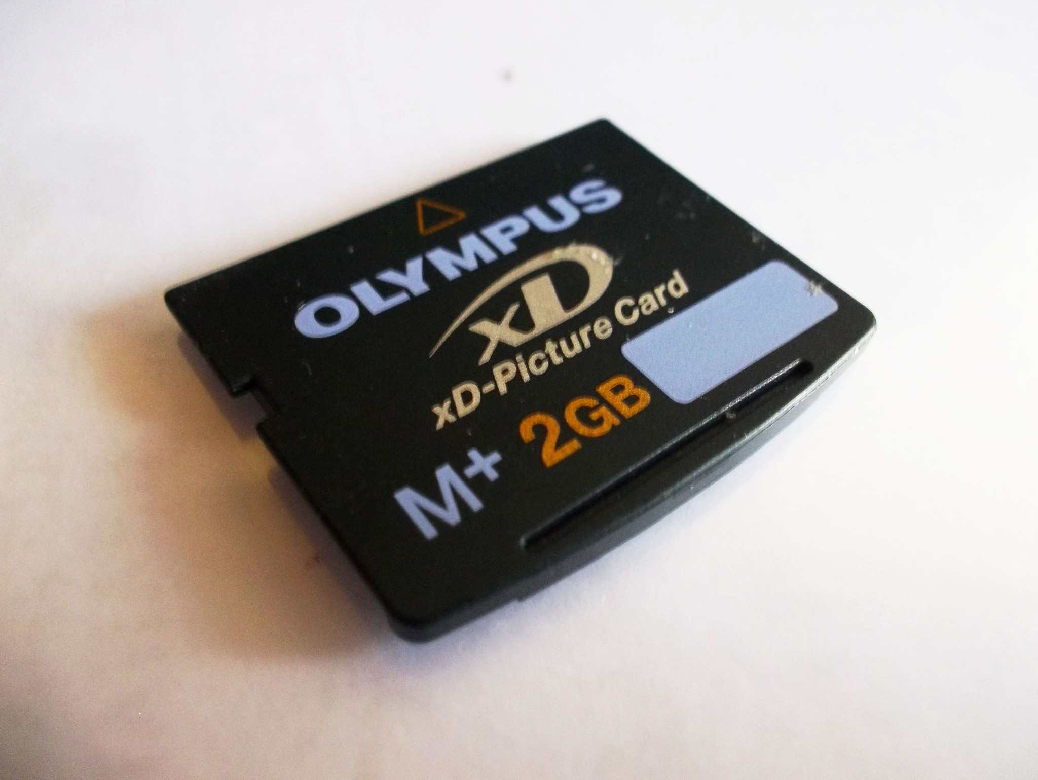 Fullsize Of Xd Memory Card