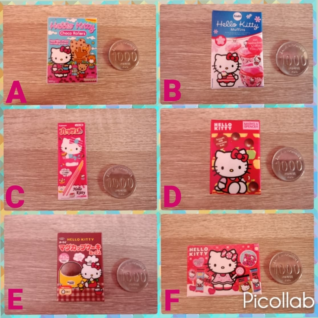 Serba Hello Kitty Jual Magnet Kulkas Hello Kitty Serba Cute Tokopedia