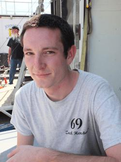 Zach Henshaw - U-Car Division Driver Profiles