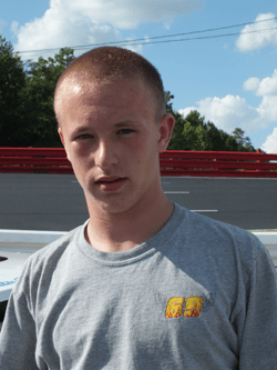 Jeremy Bohne - Mini Stock Division Driver Profiles