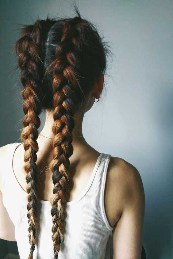 Stylish Hairstyle For Short Hair 25 Impressive Ways To Rock Boxer Braids » Ecstasycoffee