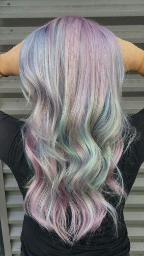 Short Balayage Hair Pinterest 50 Expressive Opal Hair Color For Every Occasion