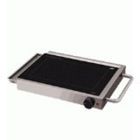 Glen SA-3033 1200-Watt Glass Grill