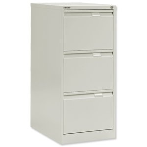 Brand New. Bisley BS3E Filing Cabinet 3