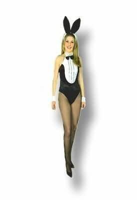 Young Women/Women Tuxedo Bunny Bodysuit