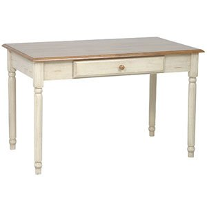 Picture of Comfortable Office star products - Office Star Products Country Cottage Computer Desk - Antique White and Cherry (B001UM7UQO) (Computer Desks)