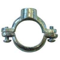 Split Ring Pipe Clamp Hanger Support-Two Screw- 1 (100 ...