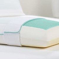 Amazon.com: Dreamfinity Cooling Gel and Memory Foam Pillow ...