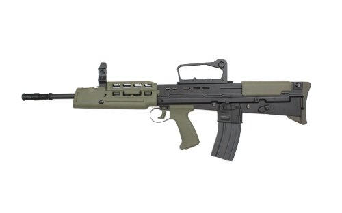 WE L85-A1 ガスブローバック WEGB12