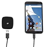 Turbo Power 25W HTC Desire L QUICK CHARGE 3.0 USB Wall Charging Kit with 1.3M (4.5ft) MicroUSB Cable!
