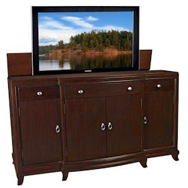 Image of TV Lift Cabinet Ashford Manor TV Stand (AT006008)