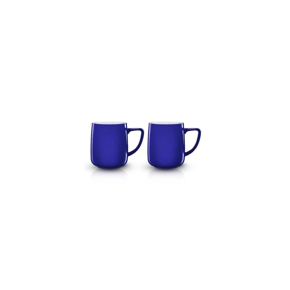 Tchibo Tassen Tchibo Kaffee Becher 2er Set Blau Designed By Conran On Popscreen
