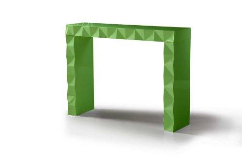 Image of Eva - Green Console Table (VGDVLS207-Grn)
