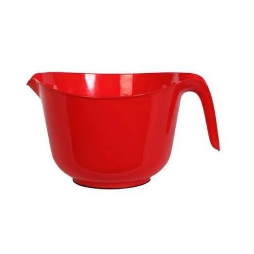 Amazoncom Pr 25 Quart Plastic Batter Bowl With Handle