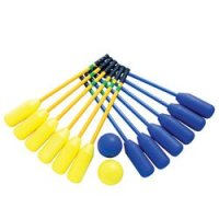 Amazon.com : BSN Original Pillo Polo : Field Hockey Sticks ...