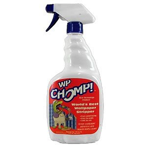 Wp Chomp Wallpaper Remover - Wallpaper Adhesive Removers - Amazon.com