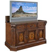 Image of TV Lift Cabinet Willowcraft TV Stand (AT005902)