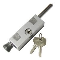TOLEDO LOCKS'S BEST TDP02S Sliding Glass Door Patio Lock ...