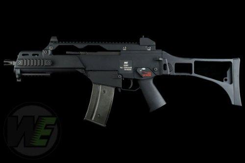 WE G39C ガスブローバック H&K G36Cタイプ ガスガン