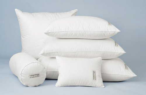 Medium White Down Pillow Standard Promo Code