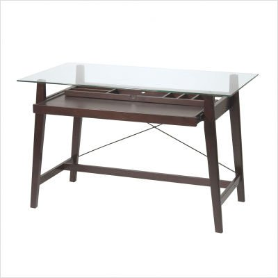 Picture of Comfortable Tribeca Computer Desk (B004I5OMEI) (Computer Desks)