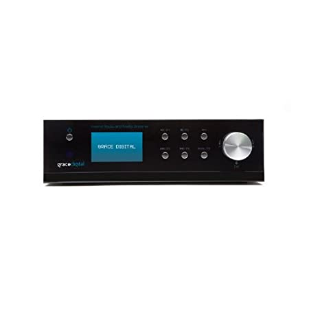 The Grace Digital Bravado-X Desk Top Radio (GDI-IRD4550m) is a combination Internet radio and audio media streaming device that brings all the audio content of the Internet from your broadband connection to your home or office. Listen to over 17,000+...