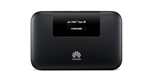 Huawei E5770 150 Mbps 4G LTE Mobile WiFi Pro Black with Leather Texture