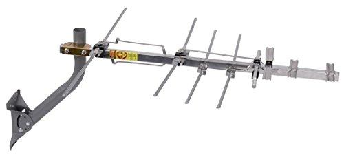 RCA Compact Outdoor Yagi HDTV Antenna with 60 Mile Range