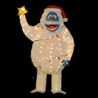Amazon.com : LIFE SIZE 5 FT BUMBLE ABOMINABLE SNOWMAN ...