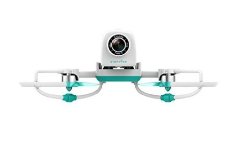 Cicada-Brand-New-APP-Control-Smart-1080p-HD-Sony-Quadcopter-Drone-Camera-for-Family-Fun-Green