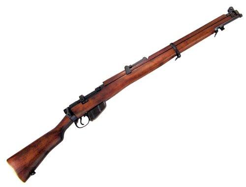 DENIX(デニックス) リー・エンフィールド ブラック WW2モデル 全長112cm [1090]