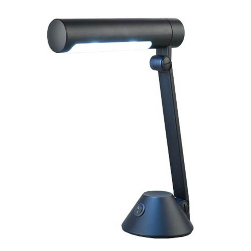 Normande Lighting Website Normande Lighting Gp3 219 13 1 2 Inch 13 Watt Daylight Spectrum Desk Lamp Black